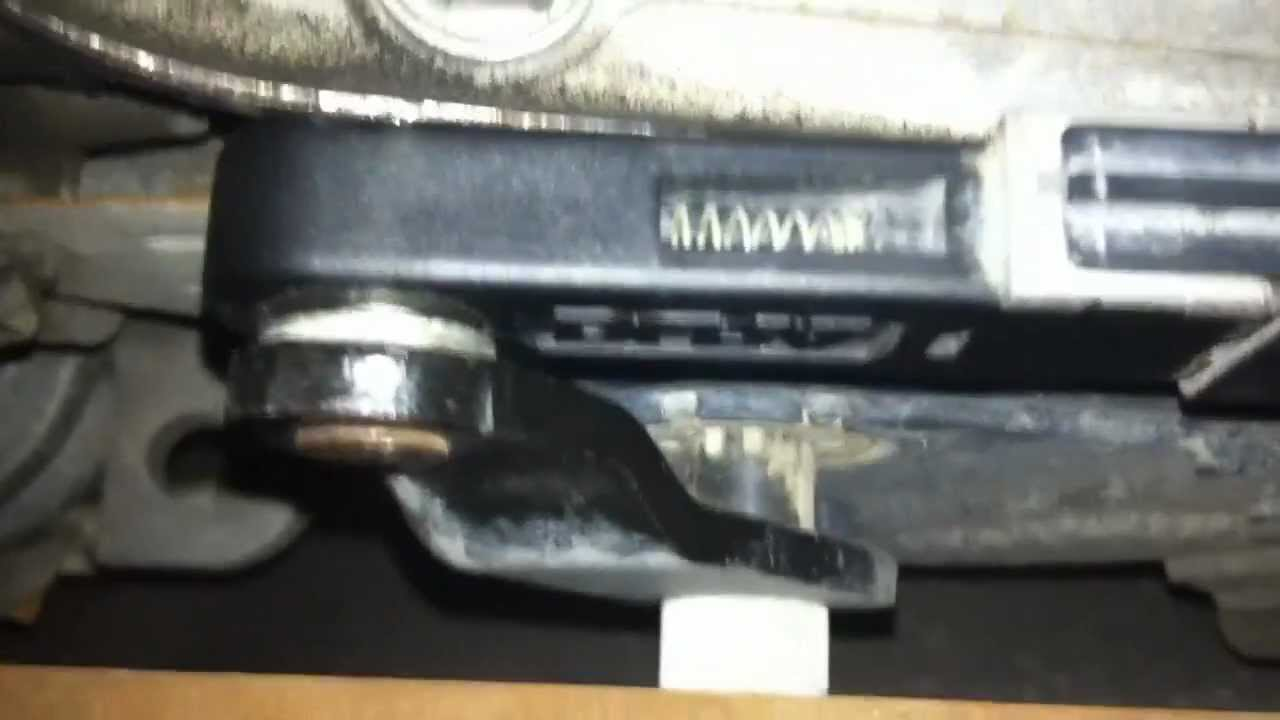 ... Fix your TrailBlazer's 2003 / 2005 Shift linkage / bushing - YouTube