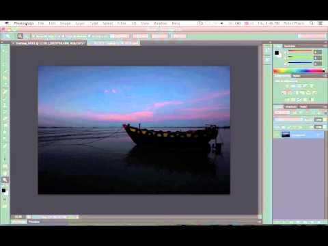 Học Lightroom - 051 Xử lý ảnh HDR (phần 1)