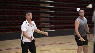 Badminton Nz Napier Interview-sandra Lynch