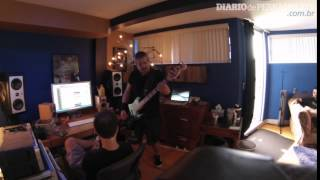 SEPULTURA - Paulo Jr. - New album Bass tracks recordings