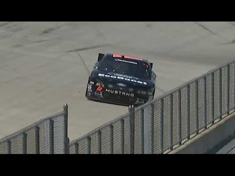 Chris Buescher Save @ 2014 Buckle Up 200