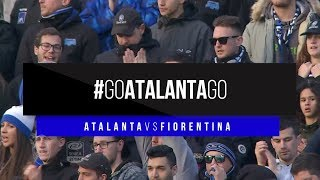 #GoAtalantaGo Atalanta-Fiorentina 18 febbraio