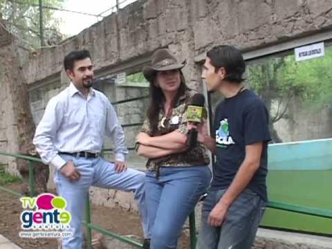 Entrevista en el Zoo de Mexquitic - Gente San Luis