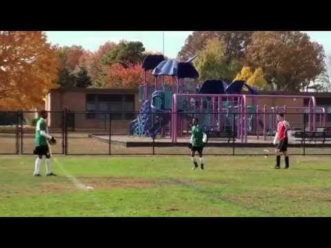 Nathan Grant's soccer video highlight-U16, U17, U18.