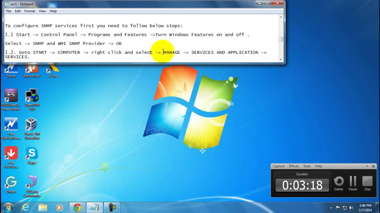 how to turn of start on applications on windows 7