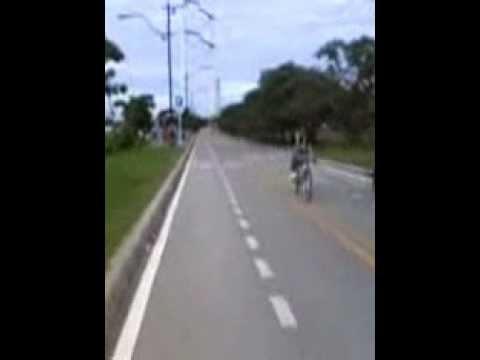 Jalur Sepeda BKT Bagian 5