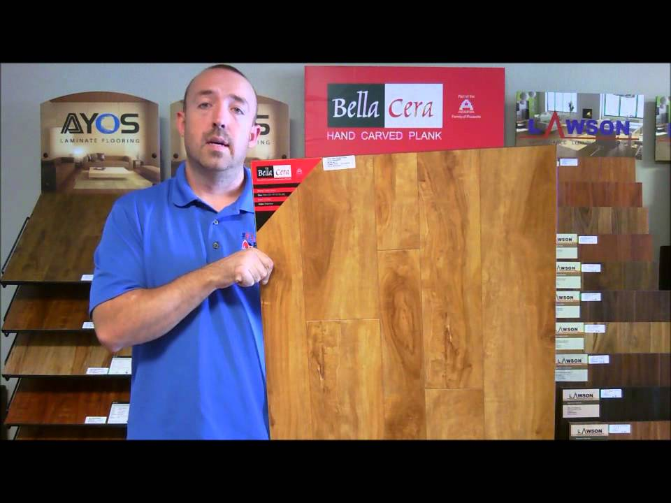 Bella Cera Triple Crown Laminate Floors Review By The