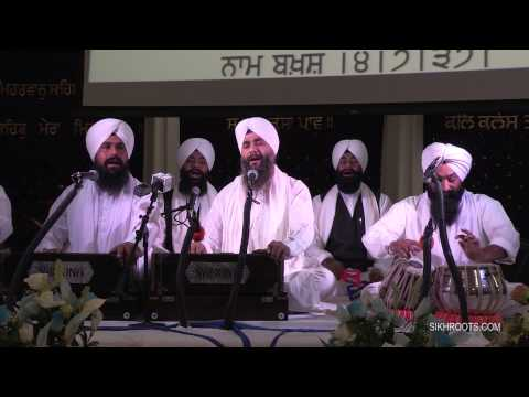 Bhai Rashpal Singh - New Years Kirtan Divan 2014-15