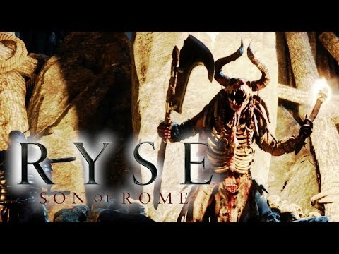 RYSE: SON OF ROME #7 - Minotauro!? (Xbox One Gameplay / Português PT-BR)