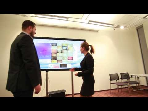 Aduma MultiTouch Pack for engaging business presentations
