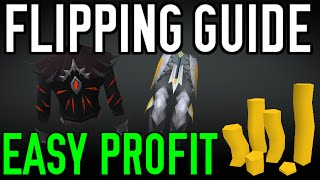 Flipping/Merching Guide: Easy Profit And Money Making