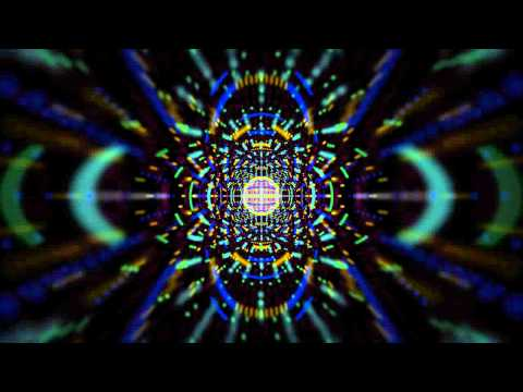 "Gramatik - ""The Drink Is Called Rakija"" Psychedelic Visualisation [HD] 