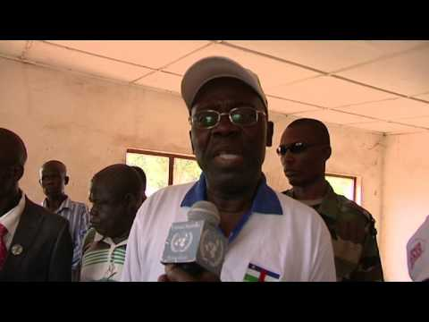 Disarmament Day/Prime Minister-Central African Republic