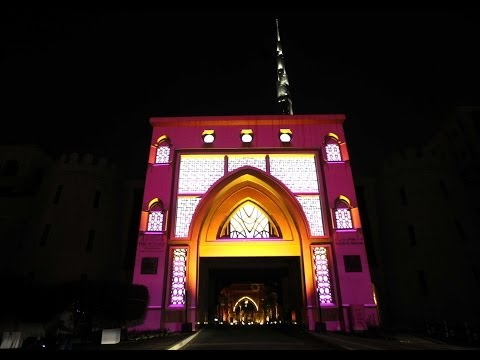 Dubai Festival of Lights: a celebration of art and light