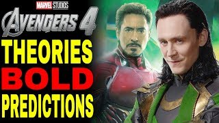 Loki Fooled Us All In Avengers Infinity War (Film Theory)