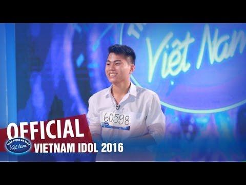 VIETNAM IDOL 2016 - TẬP 1 - CHƯA BAO GIỜ - ĐẶNG VĂN PHÓNG