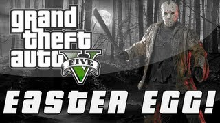 "Grand Theft Auto 5 Serial Killer ""Nursery Rhyme"" Easter"