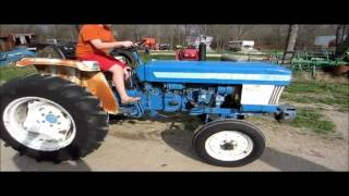 Ford 1710 Tractor For Sale Sold At Auction April 4, 2012