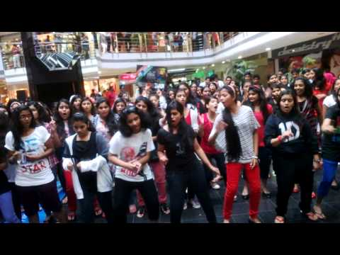 One Direction Flash mob Hyderabad (India)