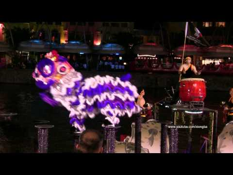 Singapore International Lion Dance Competition 2011 - Taiwan 2