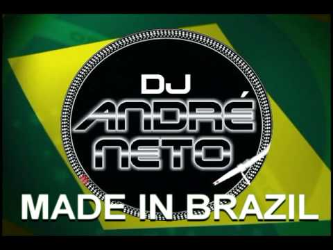 DJ ANDRÉ NETO VINHETA  BRAZIL