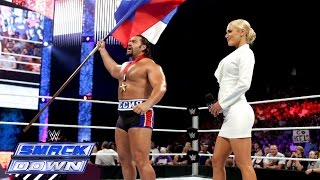 Rusev Accepted Mark Henry's WWE Night Of Champions