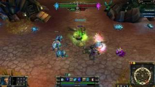 Nunu Bot League Of Legends Skin Spotlight