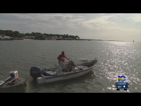 Sun shines on day two of Deep Sea Fishing Rodeo
