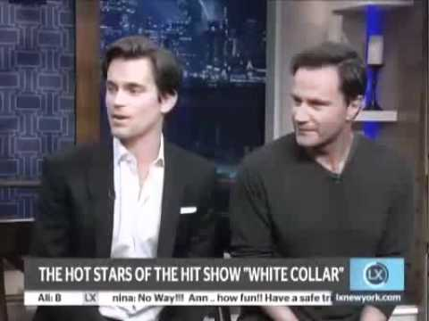 Matt Bomer/Tim DeKay LX New York interview