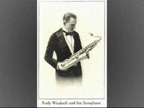 «Saxophobia» (Rudy Wiedoeft, 1920)