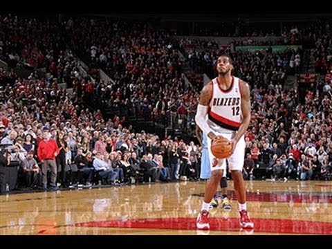 LaMarcus Aldridge Goes Off for a Career-High 44 Points