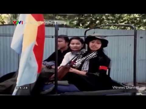 Việt Nam - 30 ngày ở Sài Gòn - Phim tài liệu màu của Pháp về Sài Gòn 1975