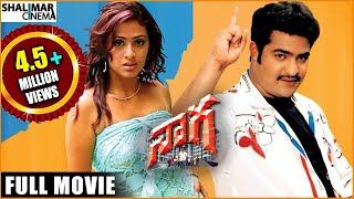 Naaga Full Length Telugu Movie| Jr. NTR, Sadaf, Jennifer