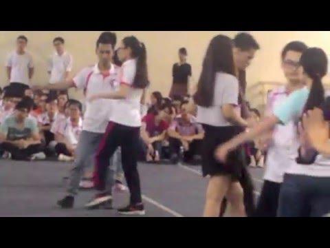Giáo dục thể chất 2 Đại học Ngoại Thương FTU - Dancesport Rumba