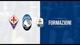 La videoformazione nerazzurra in Fiorentina-Atalanta