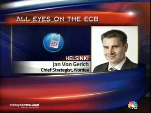 ECB still has room to cut rates further: Jan Von Gerich