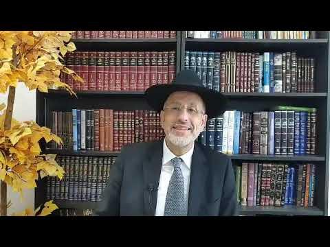 72 La stérilité de Rivka pour la réussite materielle et spirituelle de Michael Amssalem et sa famille
