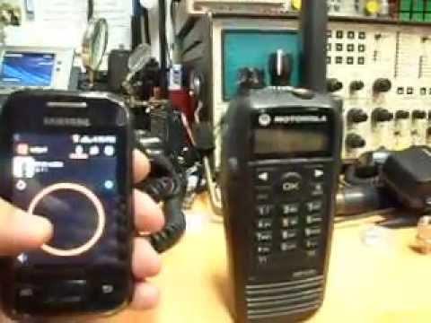 Interconexión IP Teléfonos de alta gama, con sistemas de Radio con Zello