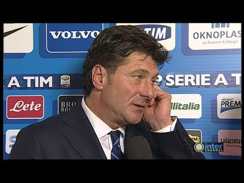 INTERVISTA WALTER MAZZARRI POST INTER-ROMA