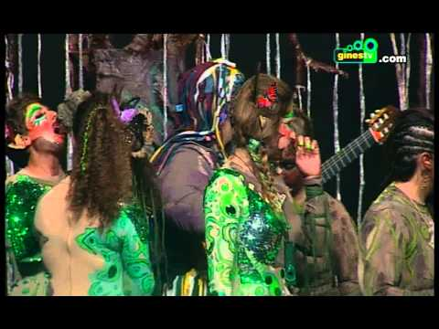 Mi tierra no se vende. Carnaval de Gines 2014 (Quinta semifinal)
