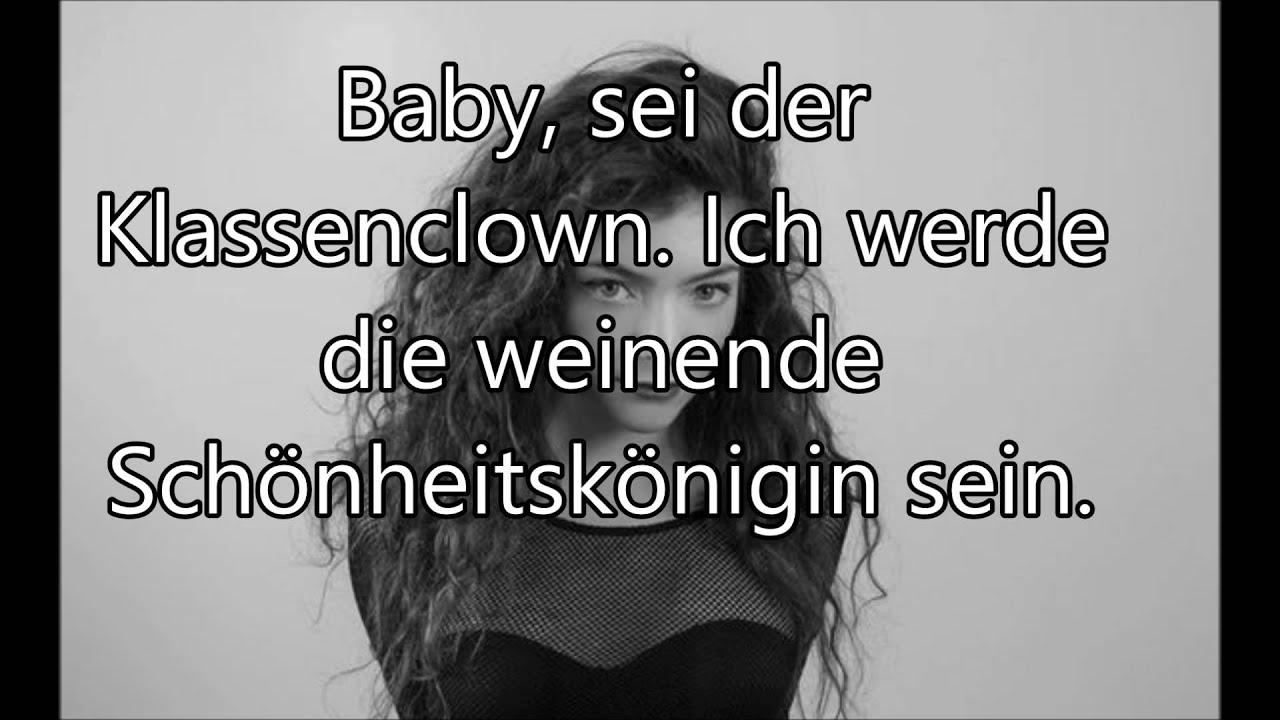 Deutschland lyrics