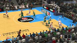 Game | Nba 2k14 Gameplay Îâ¿ãã¯â¿â½ | Nba 2k14 Gameplay AŽa¿aa¯a¿a½