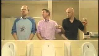 男性用トイレでの小さな支え合いを描いたショートムービー