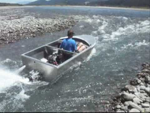 Mini aluminum jet boat plans Diy ~ Selly marcel