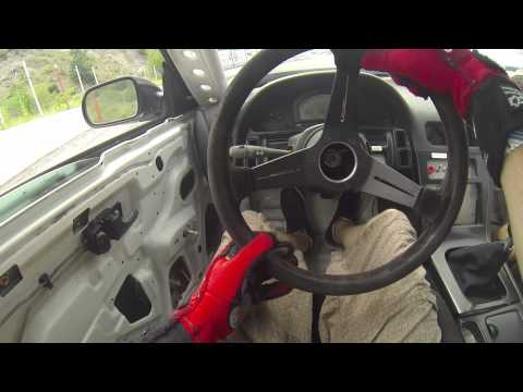 512whp LSX/Dogbox/Quick Change 240sx Drifting - Drift Union Invitational 2013