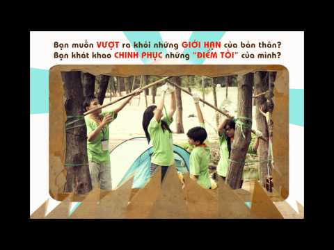 (VCB) Trại Teen - Chinh Phục Mặt Trời