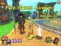 Wizard101: The Five B.O.X.E.S Event 80+ LVL Ep.1 Avalon