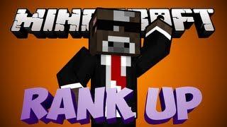 "Minecraft ""NEW CASTLE ARENA!"" RANK UP Minigame"
