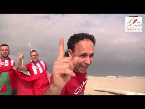 المغرب الحر – إرتسامات ساكنة المحمدية بعد تجاوز المنتخب الوطني المغربي لعقبة الكوت ديفوار