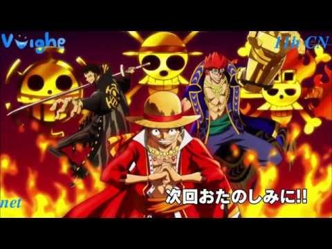 One Piece (Đảo Hải Tặc) 654 Preview - Vua Hải Tặc 654